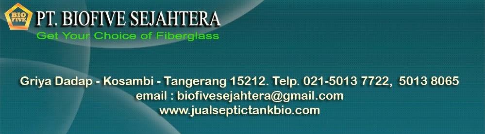 Septic tank biofive,septic tank bio ramah lingkungan