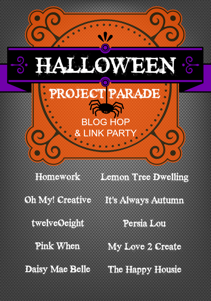 Halloween Blog Hop and Link Party