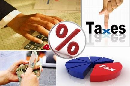 Cách xác định thu nhập chịu thuế