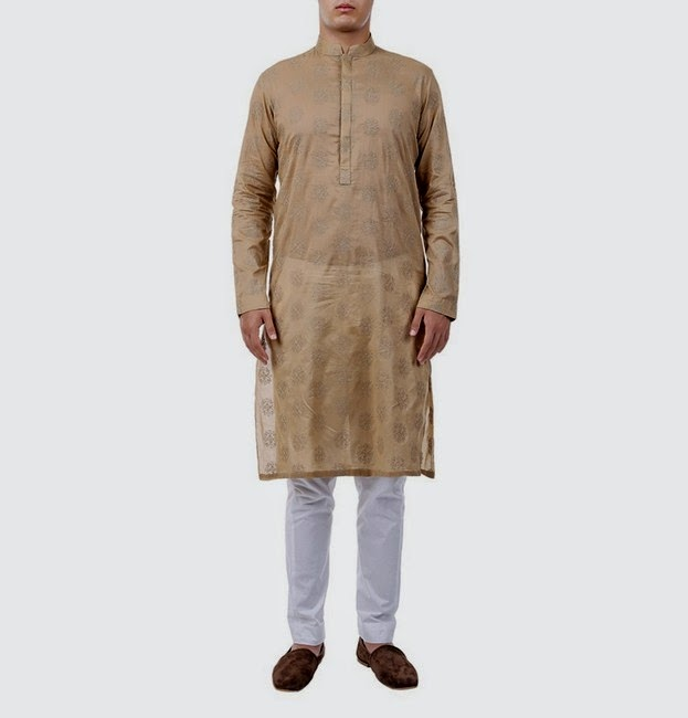 Bareeze Man Kurta Collection for Eid-14