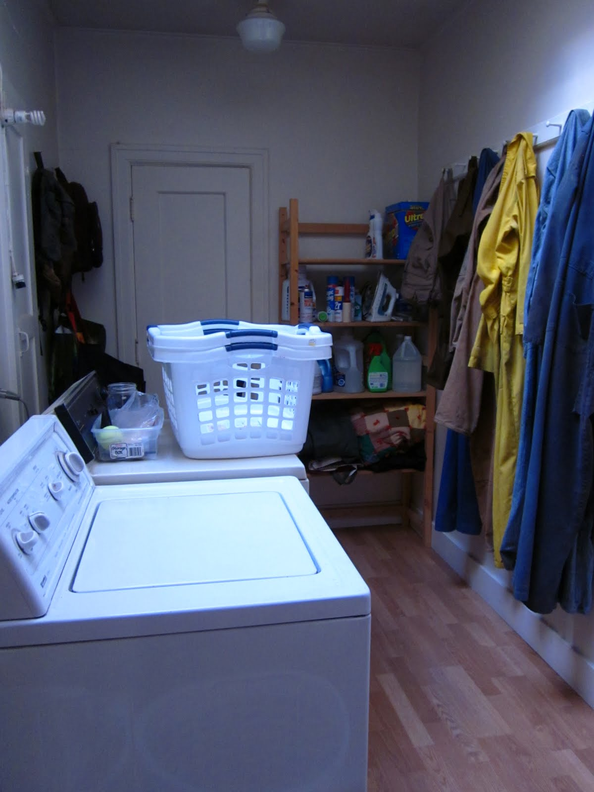 The chapman ranch inside our home for Chapman laundry