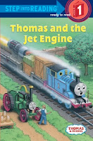 bookcover of Thomas the Jet Engine