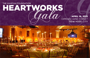 Save The Date: The Marfan Foundation Heartworks Gala