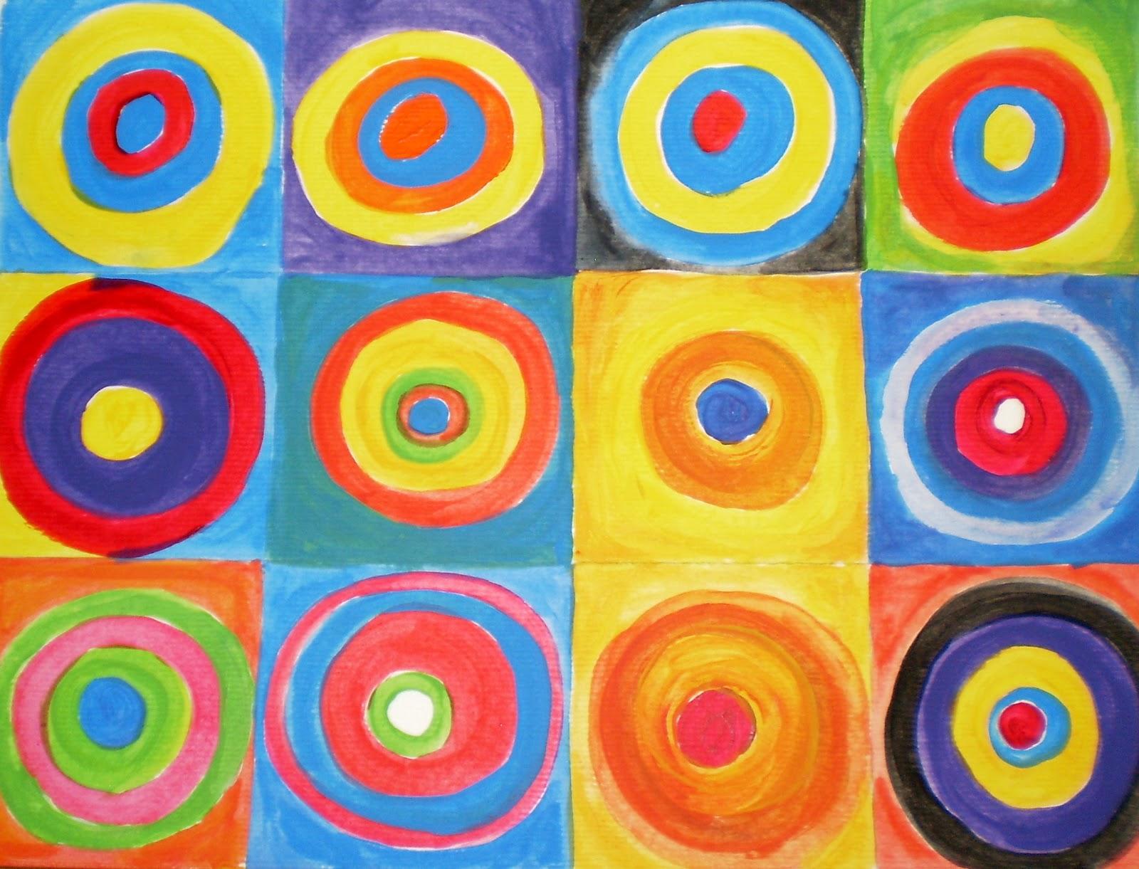 mechelle designs: Concentric Circles