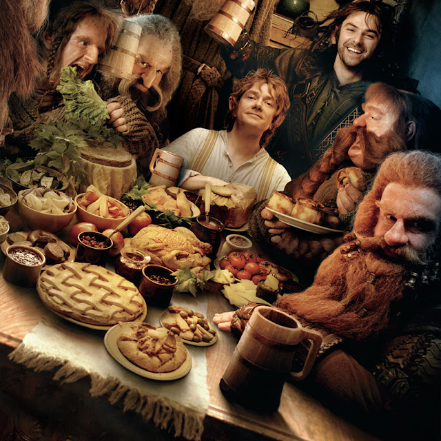 the hobbit an unexpected   journey hd ipad wallpaper 05