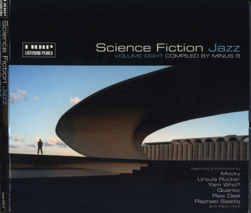 Minus 8 - Science Fiction Jazz Volume Ten