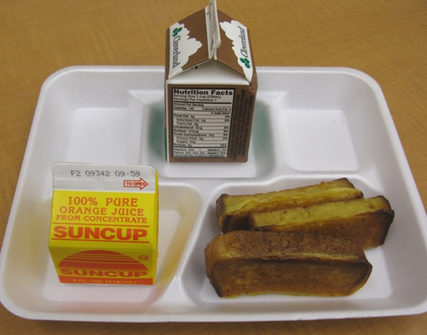 School Breakfast Foods