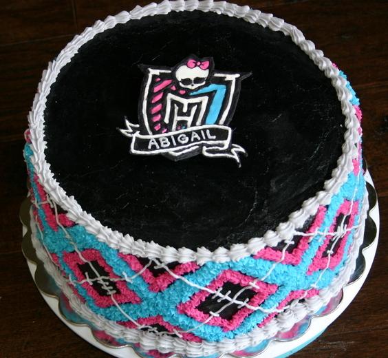 Monster High Birthday Decoration Ideas