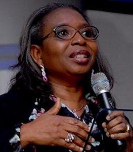 mrs Ibukun Awosika