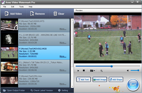 Aoao Video Watermark Pro v5.2 (Official Giveaway Key)