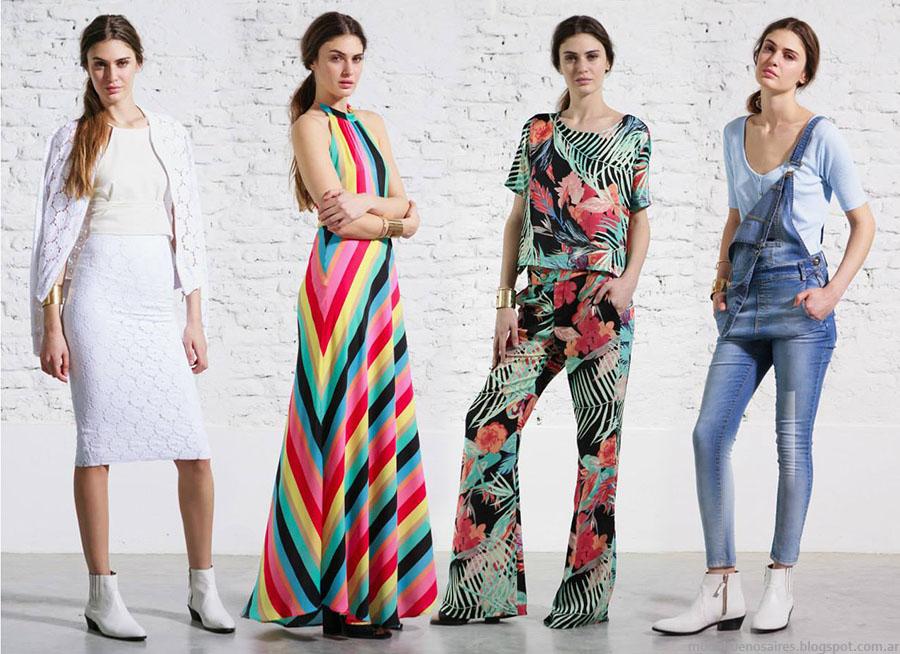 Moda 2015 - Melocotón primavera veran 2015, moda en ropa de mujer primavera verano 2015.