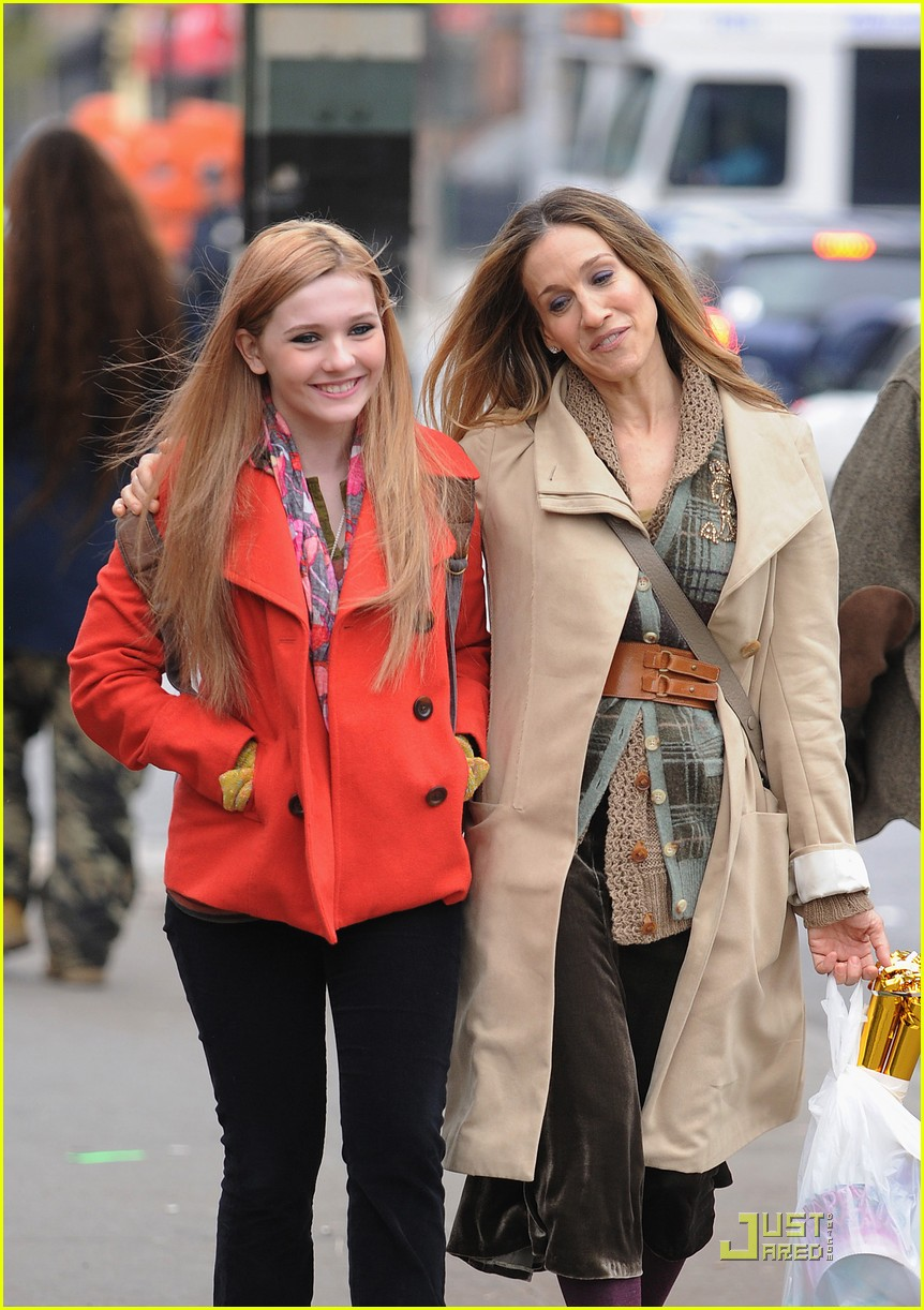 Ultimate Music Zone Sarah Jessica Parker And Abigail