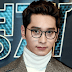 Chansung Absen Pada Konferensi Pers Konser 2PM di Guangzhou, Cina