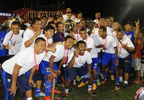 Persib Tatap Liga Champions Asia 2015