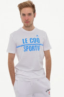 Tricou LE COQ SPORTIF pentru barbati SORG TSS M