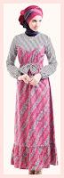 model+baju+gamis+modern+(4) Contoh Model Baju Gamis Modern Terbaru 2014 Baru
