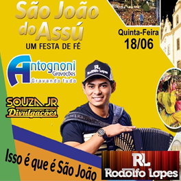 RODOLFO LOPES NO SJA 2015