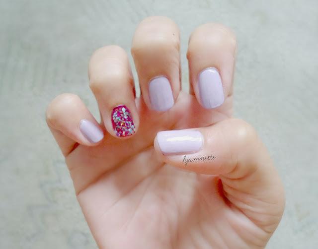 nail art, NOTD, autumn, spring, glitter nails, nail, nail polish, glitter, blue,