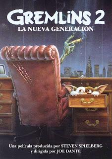 Gremlins 2: La Nueva Generación Poster