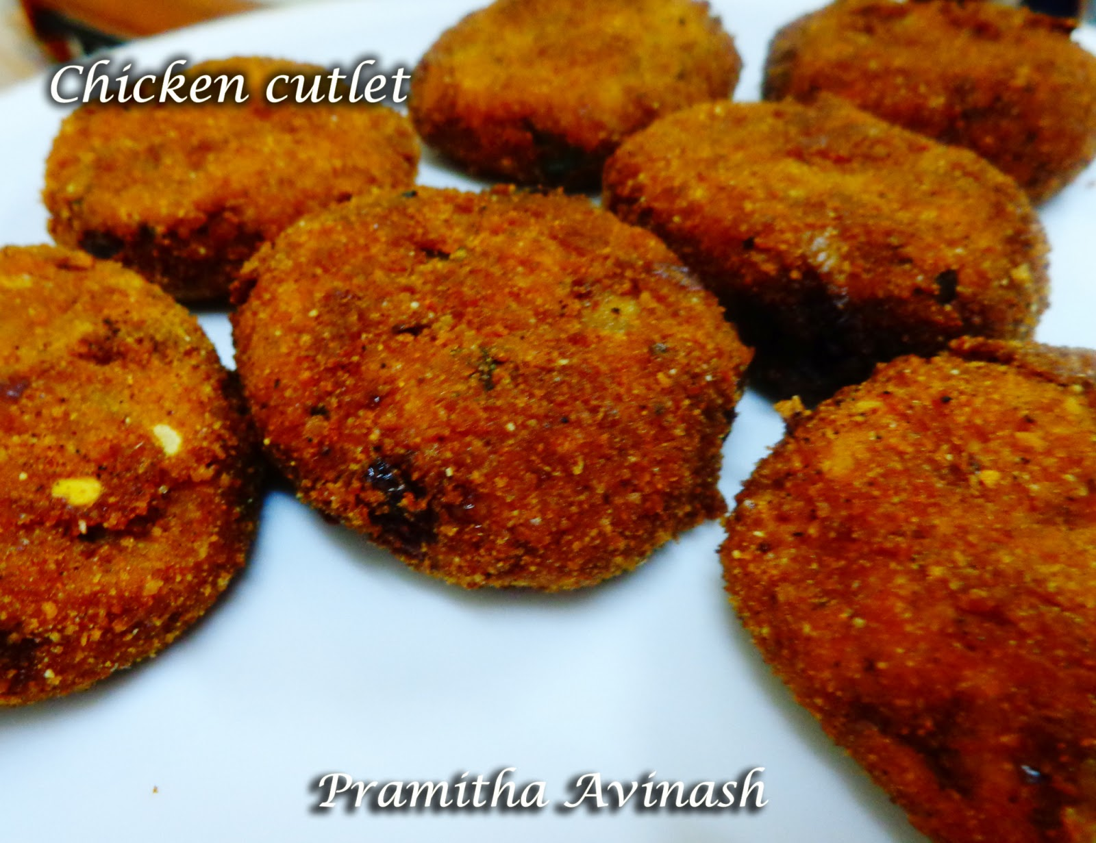 ... recipe you can make 18 cutlets do try this delicious chicken cutlets
