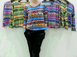 Trend Baju Tribal