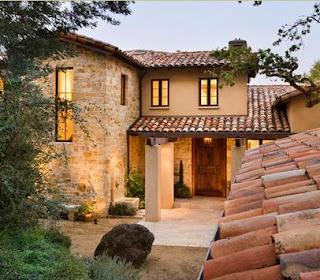 Fotos de terrazas terrazas y jardines terrazas de casas Casas rusticas mexicanas