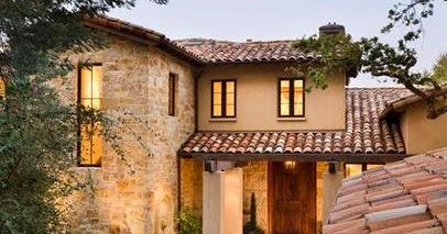 Fotos de terrazas terrazas y jardines terrazas de casas rusticas de piedra - Casas de una planta rusticas ...