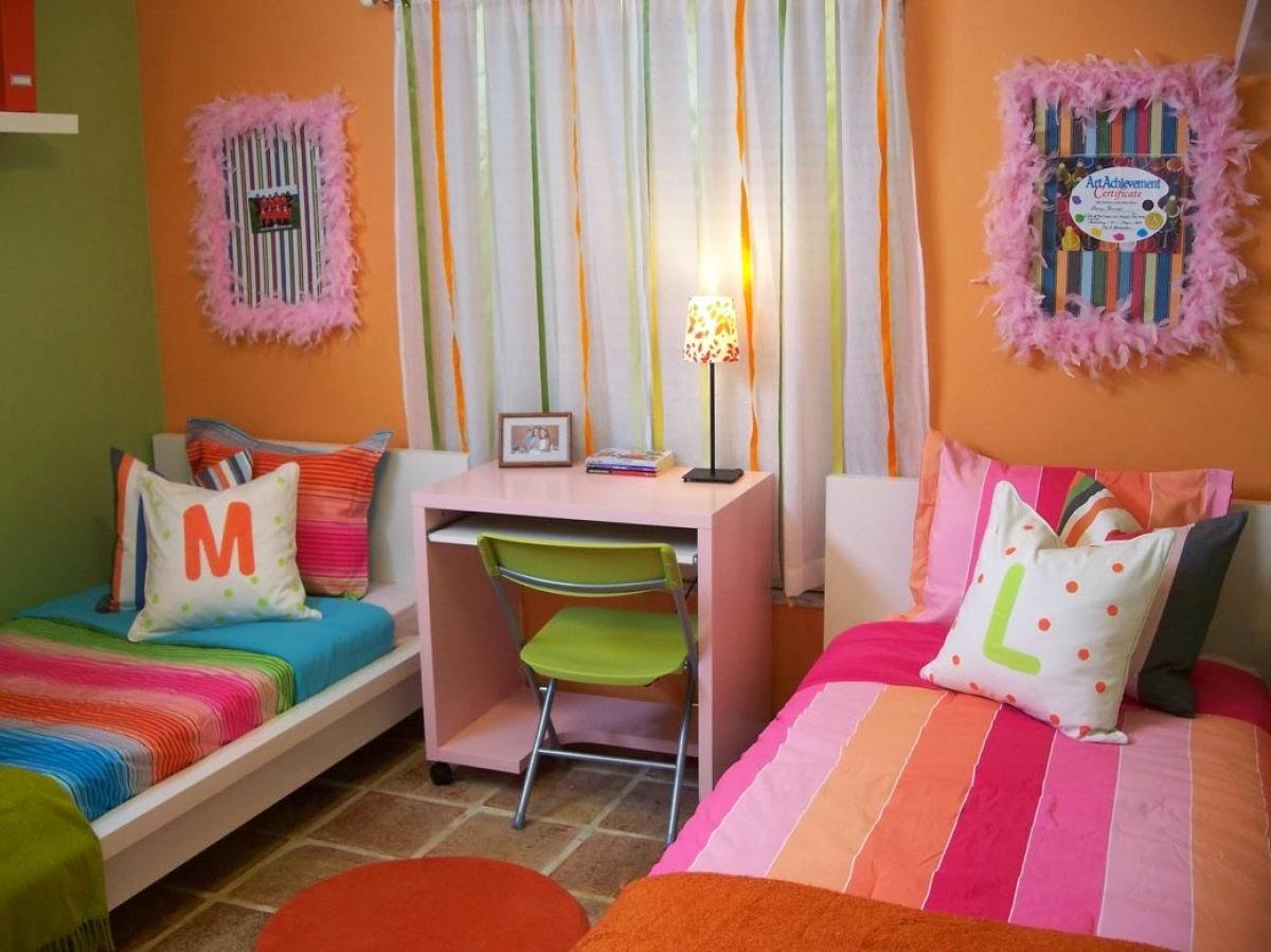 Nuevosa decoracion Dormitorio de ninos