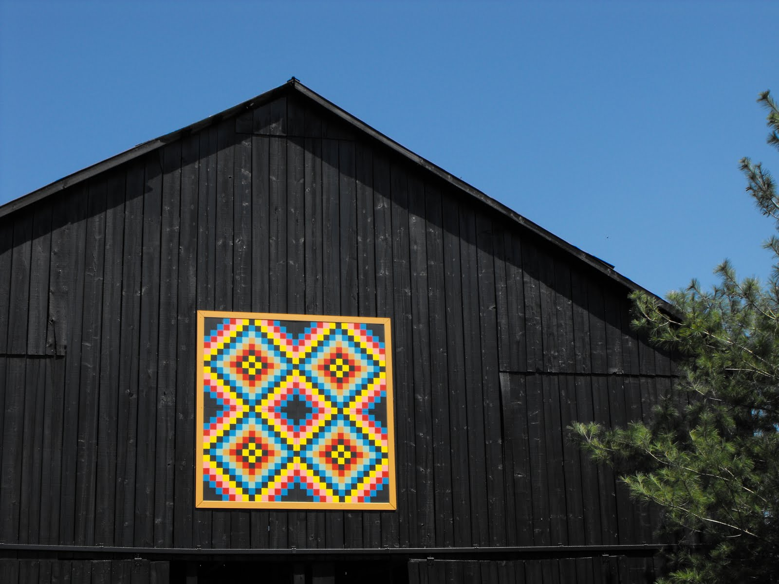 Barn quilt ideas joy studio design gallery best design Barn designs