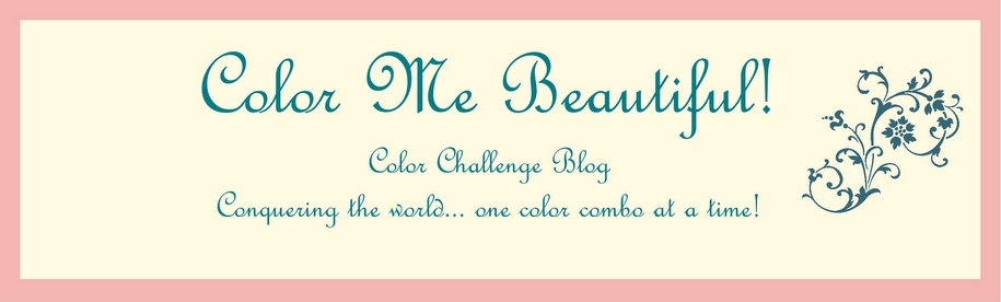 Color Me Beautiful! Challenge