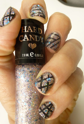 L O Z L O S A: Hard Candy's So So Sequins - Swatches and Review