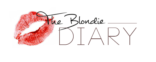 The Blondie Diary