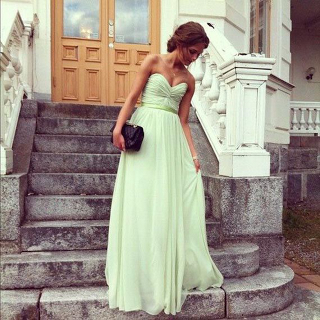 Vestidos largos para invitada a boda