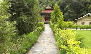banjhakri falls gangtok