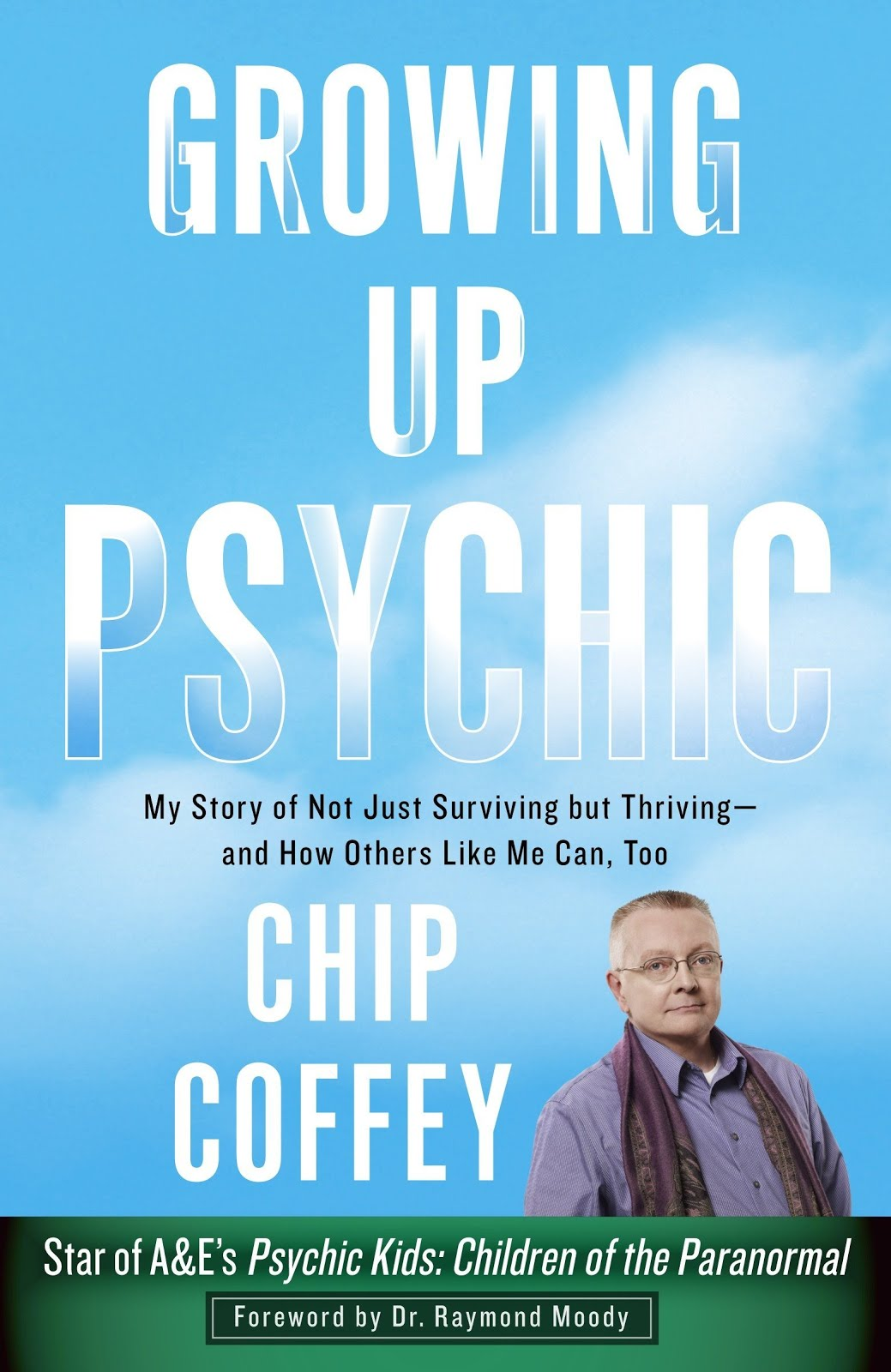 CHIP COFFEY - GROWING UP PSYCHIC