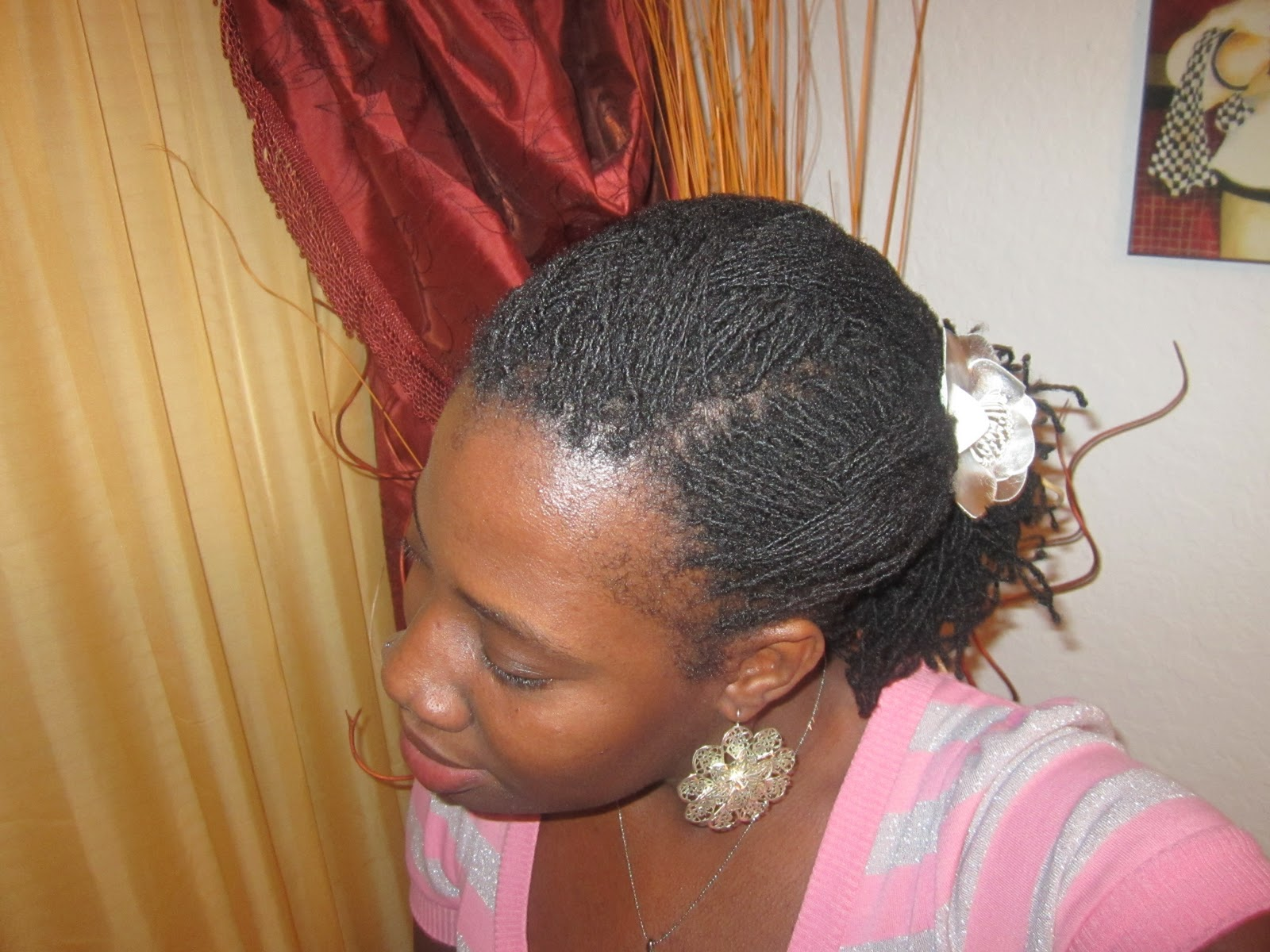 Kreyolas Journeys Style Edition Basket Weave Ponytail With A