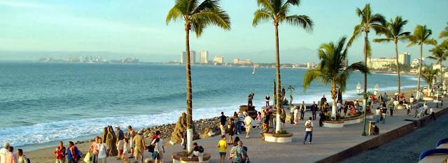 Turismo en Puerto Vallarta. México