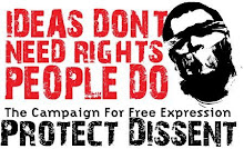 Protect political dissent from religions!
