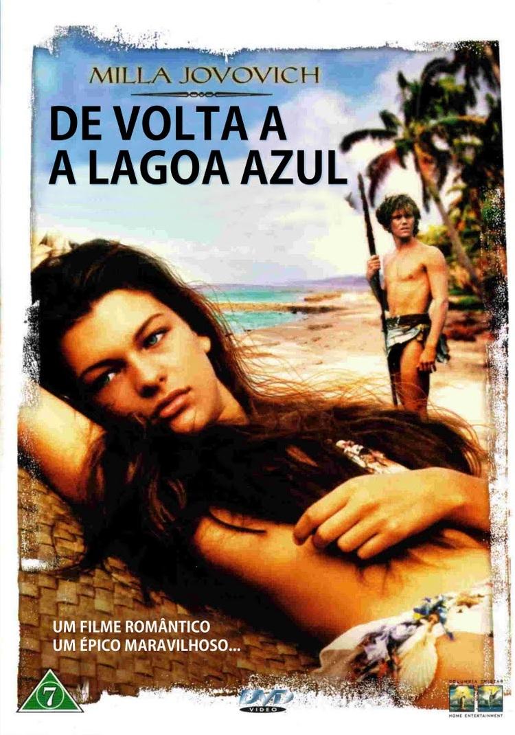 De Volta à Lagoa Azul – Dublado (1991)