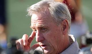Johan Cruyff el `salvador´ del América mexicano