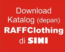 Katalog RAFFClothing (depan)