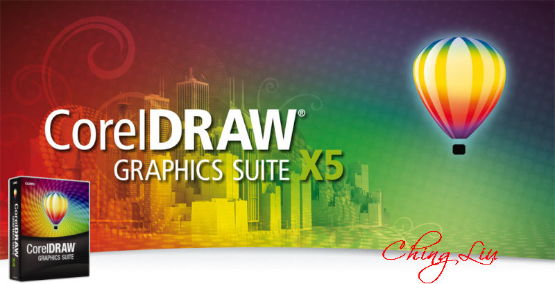 Coreldraw Graphics Suite X5 Professional Graphic Design Software