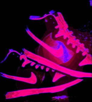 GO NEON 2 #1: neon shoes x![D]