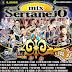 CD SERTANEJO VOLUME 02 STUDIO MIX PRODUÇÕES