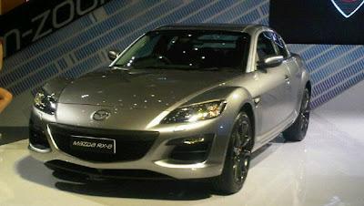 Harga Mazda RX-8 Spirit R Spesifikasi