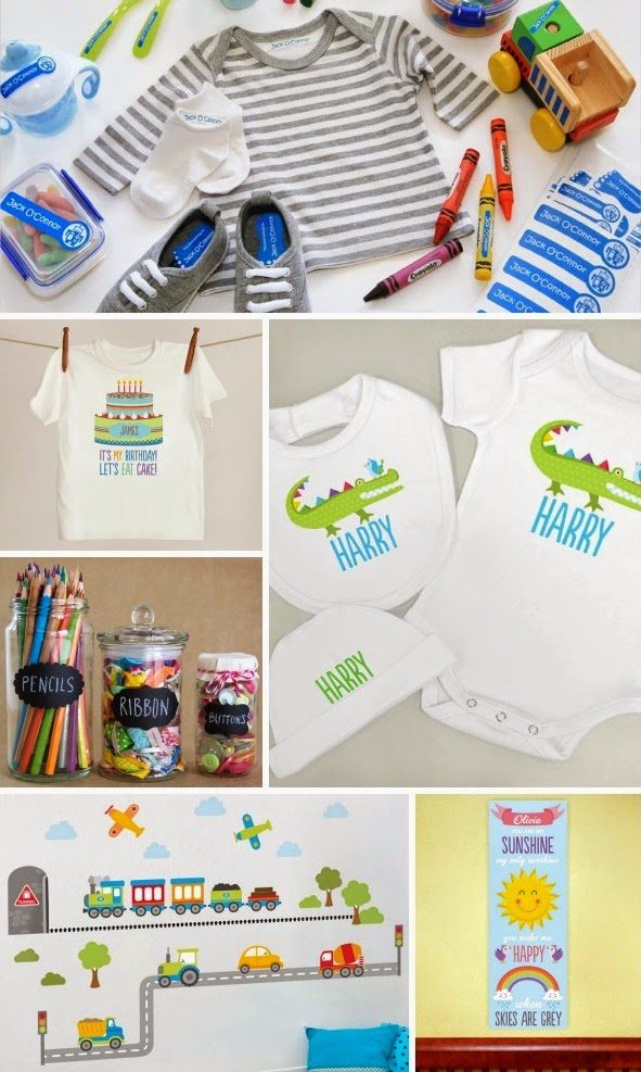 custom kids products