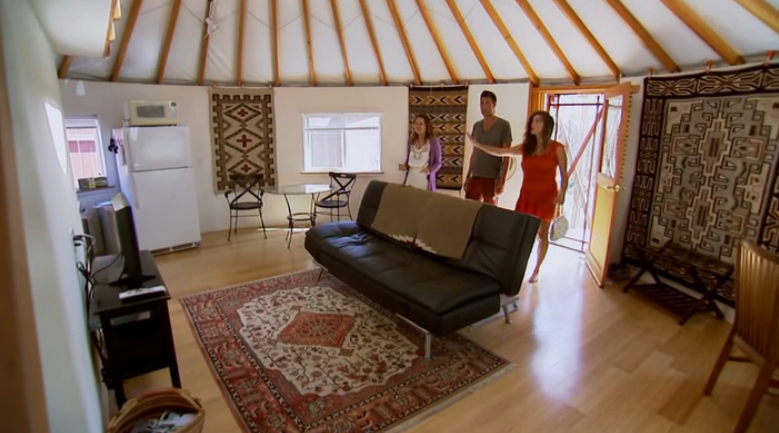 yurt youtube me hgtv tiny house hunters yurt mcgirt