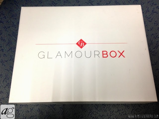 Glamourbox April 2014   Perfectly Pristine Box