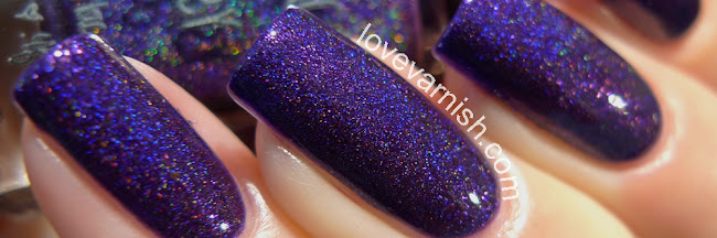 Too Fancy Lacquer Hypnotic Harmonie