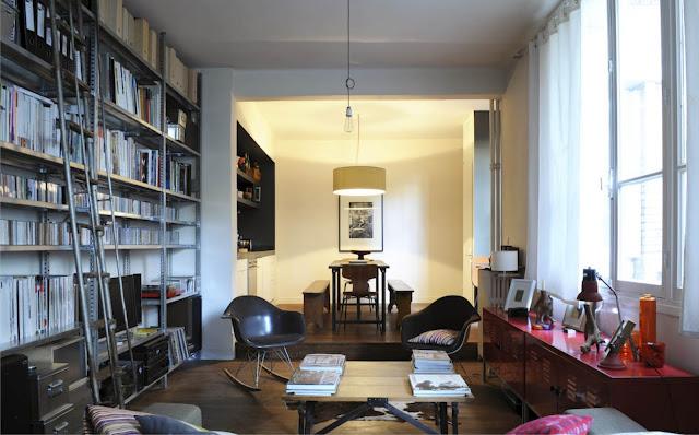 Apartamento vintage eclecticismo en el norte de londres for Decoracion departamentos pequenos vintage